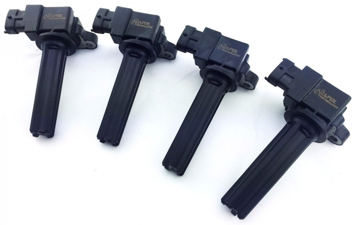 S L on Replace Ignition Coil Cadillac