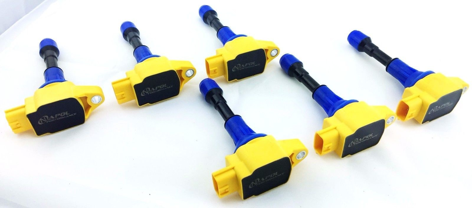 92-00 IGNITION COIL SPARK PLUG WIRE WIRES SET 10.2MM HONDA ...