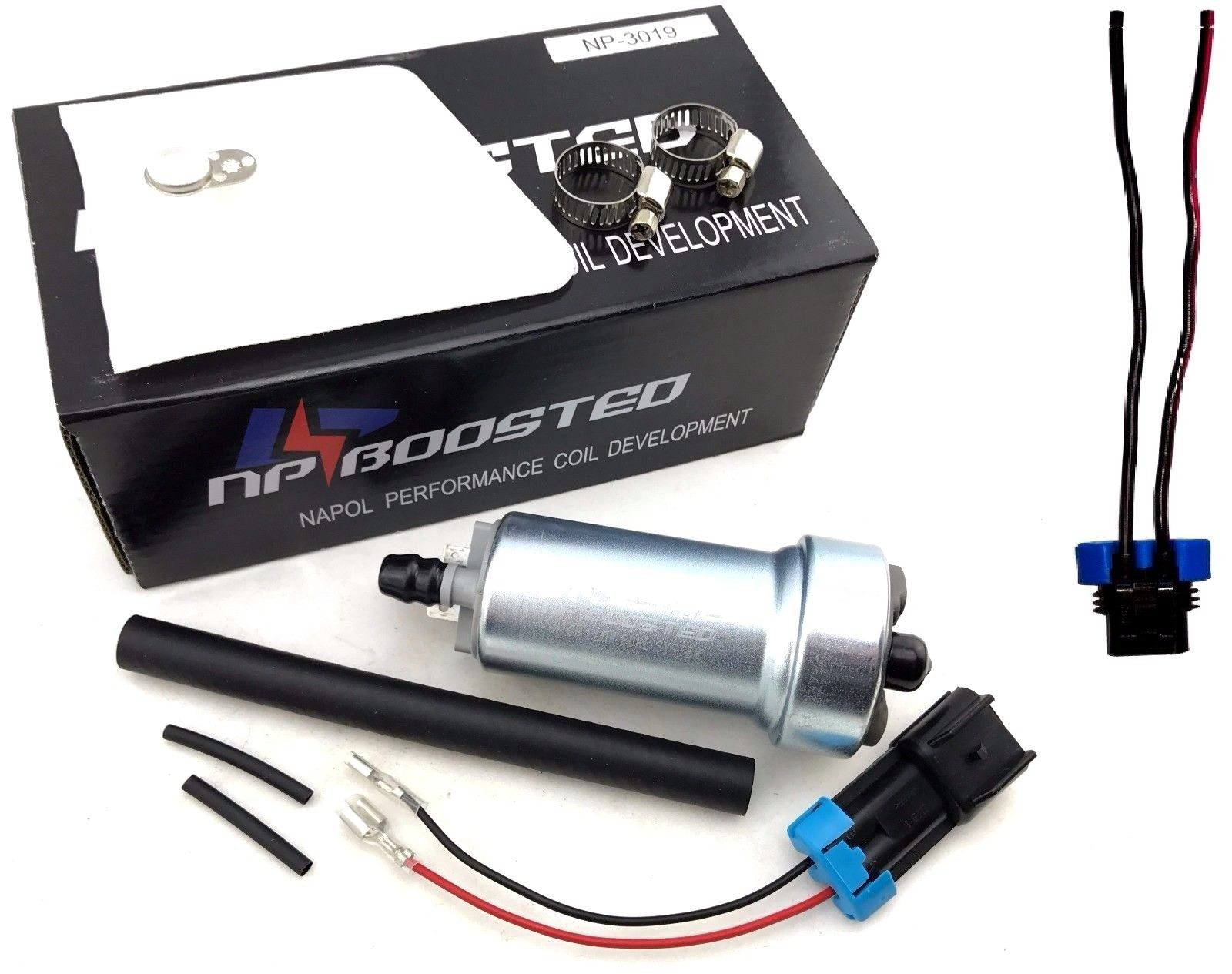 JDM Racing High Performance 400LPH Fuel Pump & Installation Kit fits F90000274