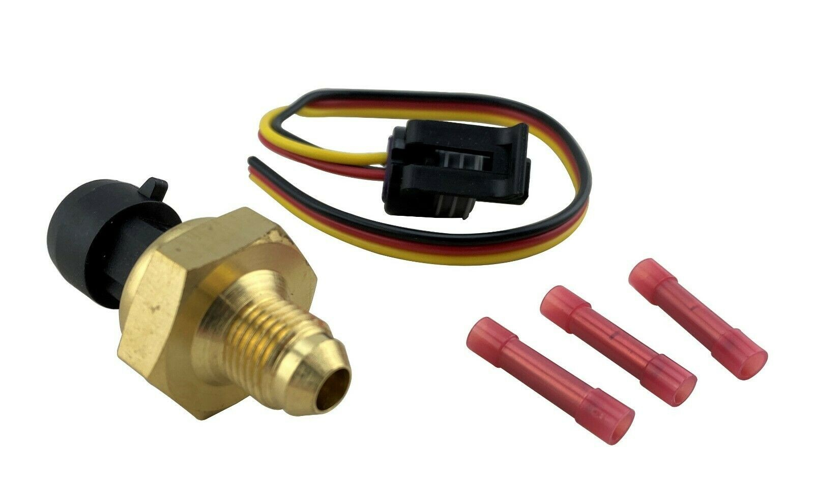 EBP Exhaust Back Pressure Sensor for 05-12 F250 F350 F450 E350 E450 6.0L Diesel