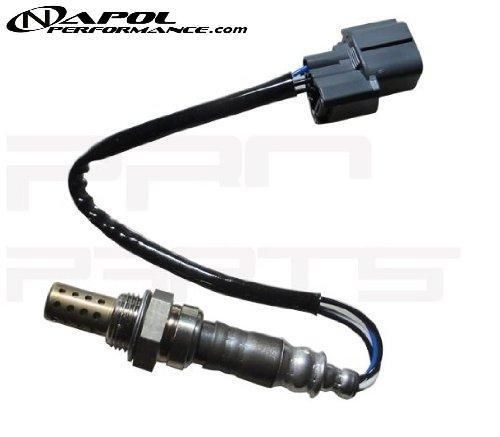 _44 honda accord 4 wire oxygen o2 sensor civic cr v odyssey prelude 1999 Bmw 328I Wiring Diagram at cita.asia