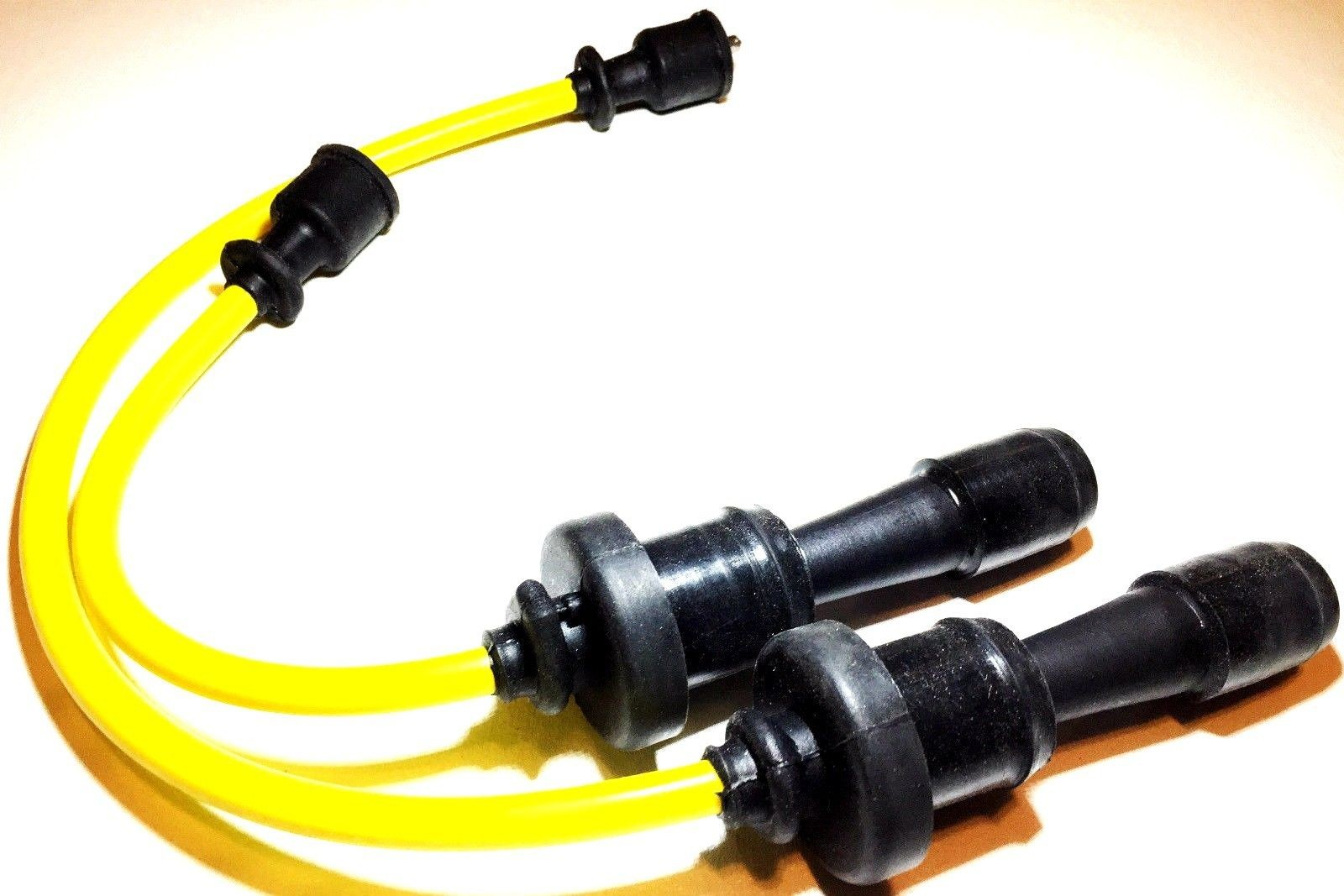 JDM MITSUBISHI LANCER EVOLUTION IGNITION COIL PACK WIRE SET EVO 4 5 ...