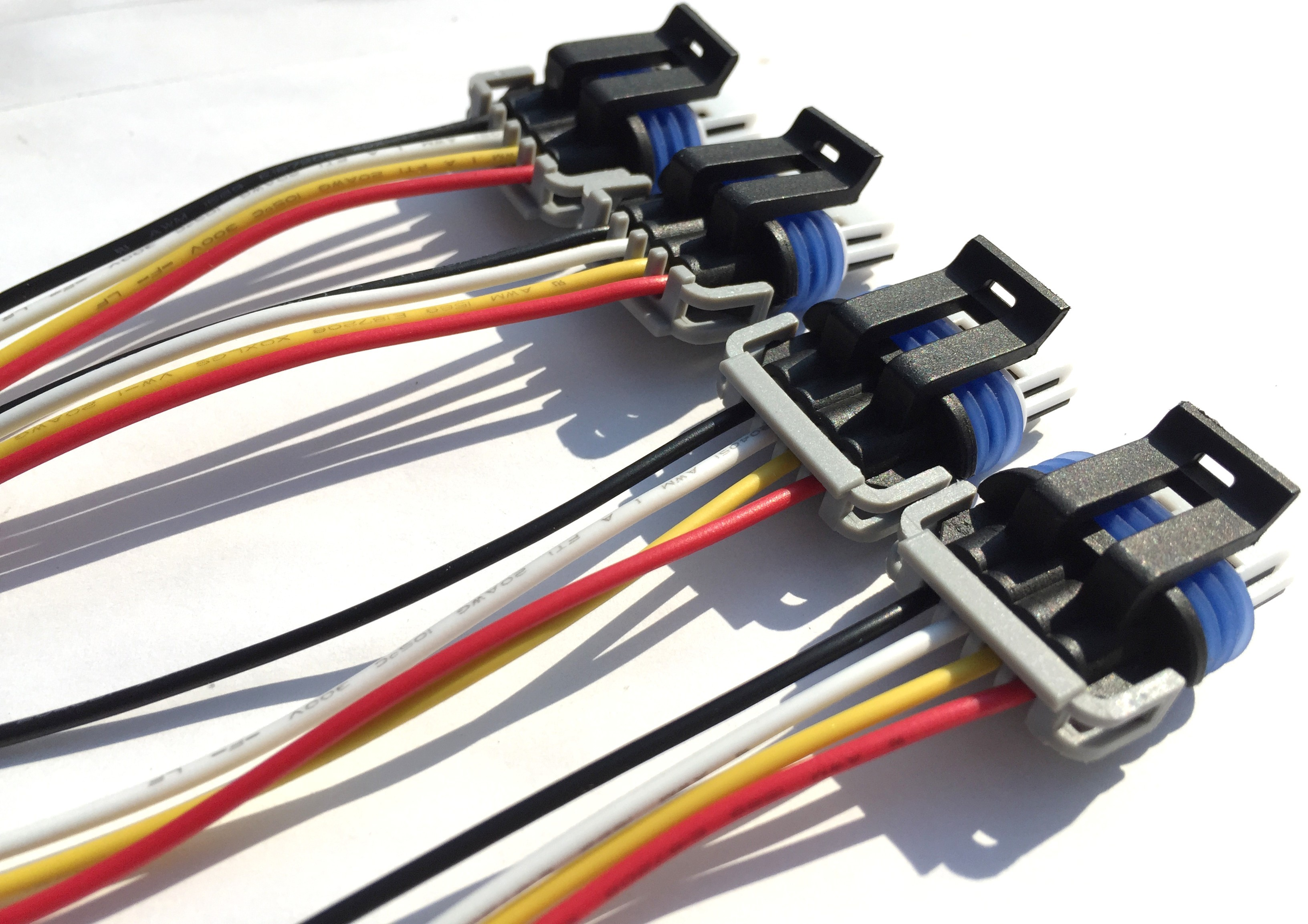 wrg 3813] seal wire harness Wiring Harness Terminals and Connectors