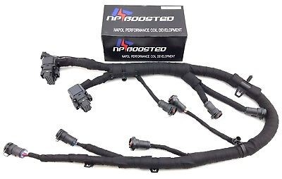 injector wire harness 6 0 powerstroke 2003-2007 ford 6.0l powerstroke diesel ficm fuel injector ... ford 2004 injector wiring diagram 6 0 diesel