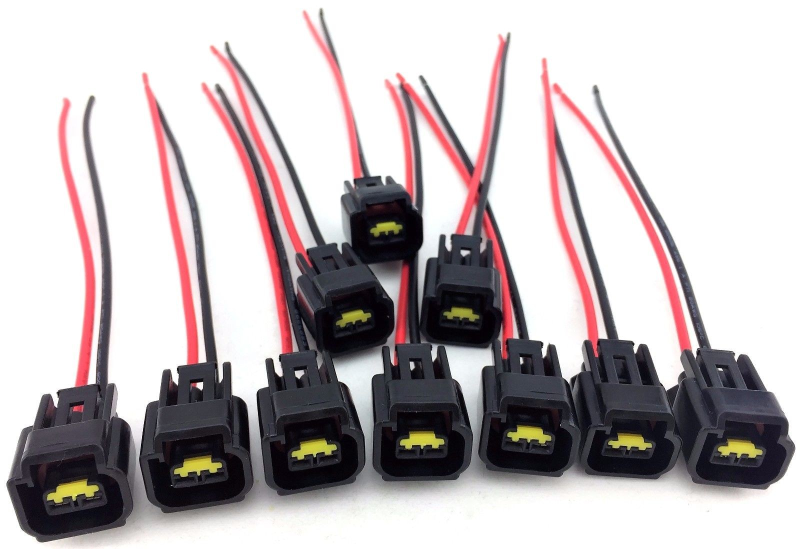 s l1600_1_42 ignition coil wire harness repair 6 8 6 8l f350 f 350 f450 f 450 e ignition coil wiring harness at bayanpartner.co