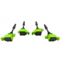 4 Ignition Coil Packs for Corolla Matrix Prius Vibe Scion XD CT200H 1.8L 2.4L I4