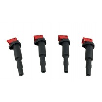 4 Ignition Coil Packs for 05-13 Mini Cooper Clubman Countryman 1.6L 2016 Z4 2.0L