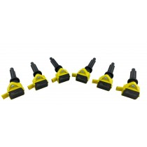 6 Ignition Coil Packs for 14-19 Range Rover LR4 HSE SE Base 3.0L V6 Supercharged