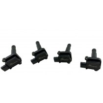 4 Ignition Coil Packs for 03-05 Benz C230 Kompressor 1.8 Supercharged CL203 W203