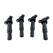 4 Pack Ignition Coils for 11-17 Elantra GT Tucson Kia Forte Koup Soul 2.0L 1.8L