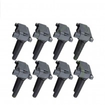 Set of 8 Brand New Ignition Coils for Chrysler Dodge Challenger Jeep Ram UF504