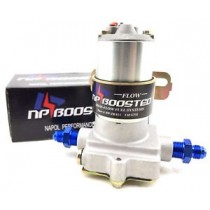 "Hi Performance Inline 140GPH Universal Electric Fuel Pump & 3/8"" to AN6 Fittings"