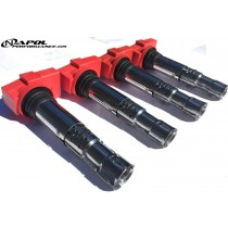 Audi Volkswagon Ignition Coils 1.6fsi 1.4tsi 1.4tfsi A4 Eos Beetle Golf Passat Set of 4