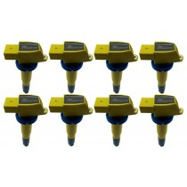 8 Ignition Coil Packs FOR 2003-2006 Cayenne 4.5L 4.5 V8 Turbocharged & Non Turbo