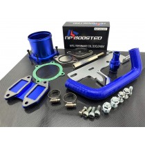 EGR Delete Kit for 10-14 Dodge Ram 2500 3500 4500 5500 6.7L CUMMINS Turbo Diesel