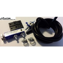 ADJUSTABLE 1-30 PSI MANUAL TURBO BOOST CONTROLLER (FITS ALL TURBO VEHICLES)