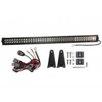42Inch 240W Cree LED Flood Spot Combo Light Bar SUV ATV w/Wiring Harness