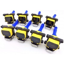 Set of 8 Ignition Coil Packs For 1990-1995 BMW 530i 530iT 540i 740i 740iL 840Ci 3.0L