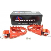 2003-18 XD FAT GRIP PRO Foot Pegs 250-1290 CC SUPERMOTO FREERIDE SUPER ADVENTURE