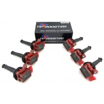 New 6 Pcs Pack Ignition Coil Set For Volvo 1999-06 S80 / 2003-06 XC90 2.8L 2.9L