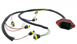 Fuel Injector Wiring Harness for CAT Caterpillar C9 Engine fit 419-0841 215-3249