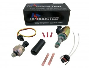 Injection Control Pressure ICP Sensor & IPR Kit for Ford 7.3L Powerstroke Diesel