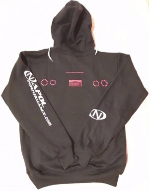 SKYLINE R35 REAR LED VR38DETT HOODIE ZIP UP JACKET JUMPER SWEATER ZIPUP PULLOVER